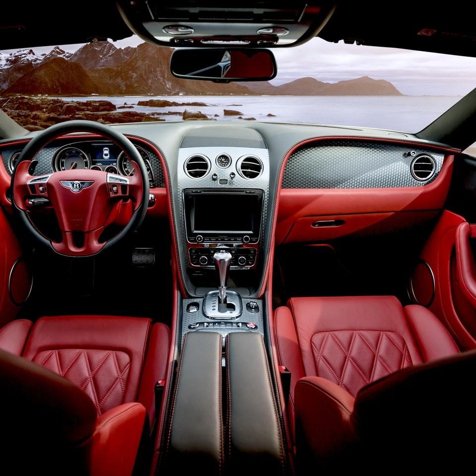 left hand drive car finance