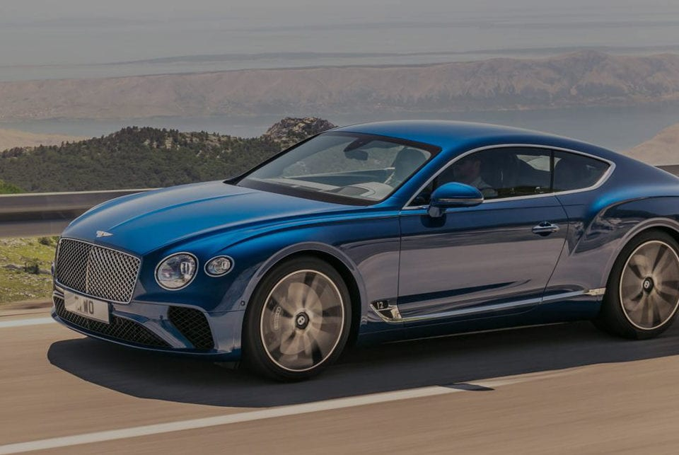 Bentley Continental GT - Prestige Vehicle Finance